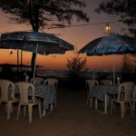 Darya sarang beach stay - Restaurant