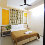 Janaki Hotel - room interior