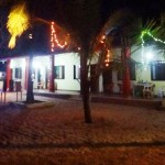 Krishnai beach villa - night view
