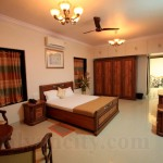 Spacious suite rooms