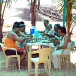 kesari_beach_resort - Lunch
