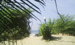Shree Rameshwar beach nyahari niwas - Devbag Beach